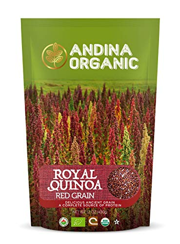 Andina Organic Quinoa Certified Protein product image