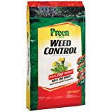 Preen Lawn Weed Control - 30 lb bag, covers 15000 sq ft