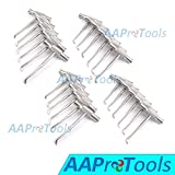 AAPROTOOLS SET OF 24 CROSS BAR DENTAL ROOT ELEVATOR WINTER BLADE 14R A+ QUALITY