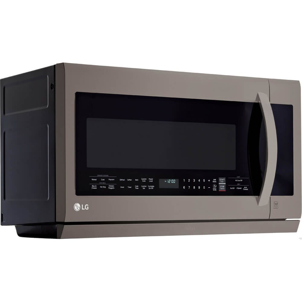 LG LMHM2237BD 2.2 cu. ft. Over-the-Range Microwave Oven with EasyClean by LG (Image #4)