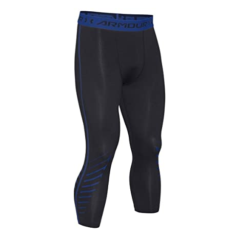 6b1124a258901 Under Armour Mens UA HeatGear Armour Exo190  Compression Leggings MD X 21  Academy