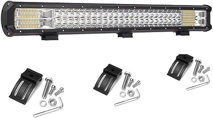 LED 360 W barra luminosa 26 inch, Projector banda Proyector Faro ...