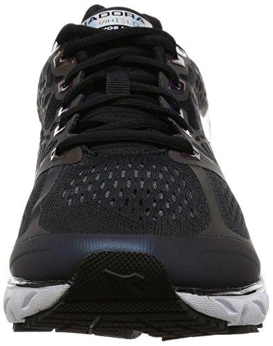 Diadora , Chaussures de gymnastique pour homme noir Black/black