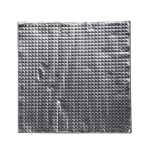 Hemobllo Impresora 3D Espuma de Aislamiento térmico para Cama Aislante de Alta Temperatura Autoadhesivo Estera de...