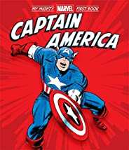 Captain America: My Mighty Marvel First Book (A Mighty Marvel First Book)