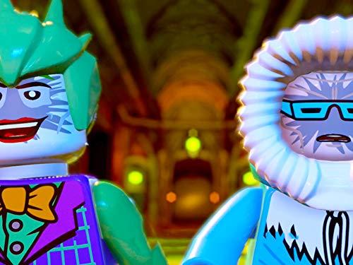 Batgirl Games - Clip: Level 5: Arkham Barely Believe It