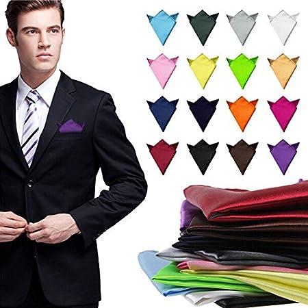 C & C Products 2pcs Hombres Disfraz (satén de seda pañuelo ...