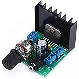 DROK Amplify Module Audio Component Amplifier,TDA7297 (TDA7297 15W+15W)