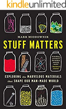 Amazon science and math books physics mathematics stuff matters exploring the marvelous materials that shape our man made world fandeluxe Choice Image