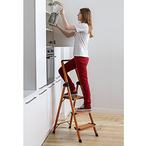Light Aluminium Step Ladder