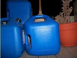 Amazon Com Blitz Usa 31777 5 Gallon Spill Proof Kerosine