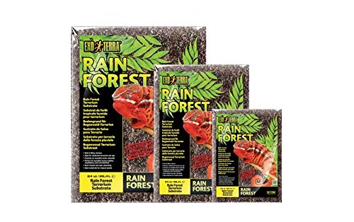 Exo Terra Rain Forest Substrate (24 Quart, 26.4 Liter) by Exo Terra