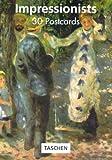 Impressionists Postcard Book (PostcardBooks)