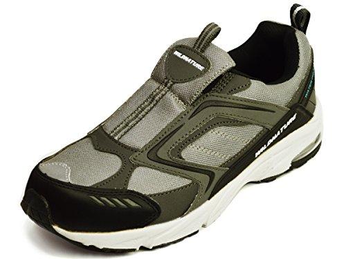 マニアック下に向けます(ワイルドネイチャー) WILD NATURE 防水 カジュアルシューズ レインシューズ スニーカー メンズ シューズ 靴 軽量 雨靴 通気性