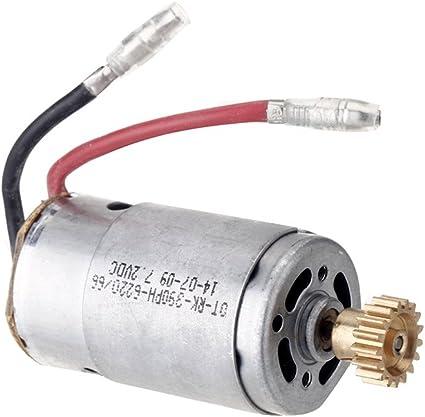 390 1//18 High Speed Electric Motor F// Wltoys A949 A979 A959 A969 Crawler Car
