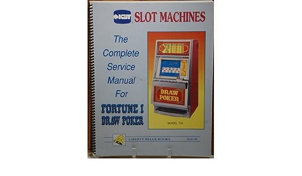 Igt Slot Machines Fortune 1 Draw Poker 9780962385292 Amazon Com Books
