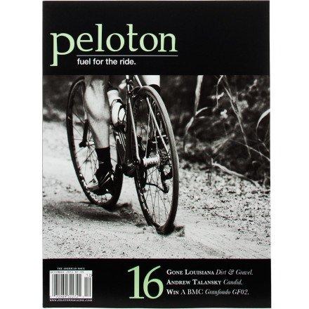 Peloton Magazine Issue 16, One Size