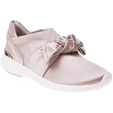 Michael Kors Willa Mujer Zapatillas Rosa: Amazon.es: Zapatos y complementos