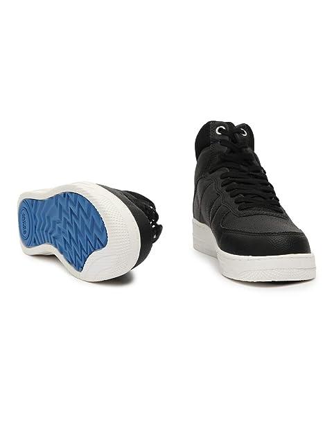 jack and jones high top sneakers