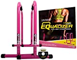 Best Weighted Bars - Lebert Fitness EQualizer Bars Total Body Strengthener, Pink Review