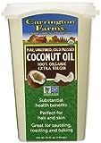 Carrington Farms Coconut Oil Carrington Farms Organic Coconut Oil, Unrefined, 25 Ounce, Packaging May Vary