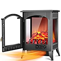 Electric Fireplace Heater - 1500W / 750W...