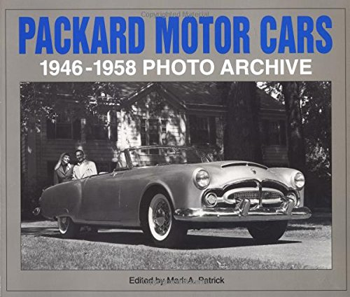 Packard Motor Cars 1946-1958 Photo Archive for sale  Delivered anywhere in Canada