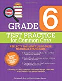 img - for Barron's Core Focus: Grade 6 Test Practice for Common Core book / textbook / text book