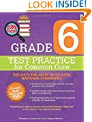 #7: Barron's Core Focus: Grade 6 Test Practice for Common Core