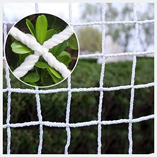 XXN Red de Jardín,decoración de Plantas de Jardín Aislamiento Anti-Gato Balcón Escalera Terraza Protección de Seguridad para Niños Barandas de Red de Carga Obstáculo Objetivo Backstop Ball Stop Net: Amazon.es: Jardín