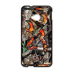 Browning Black htc m7 case