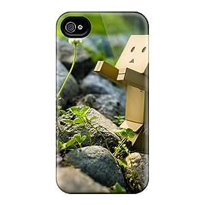 Popular WilliamBain New Style Durable Iphone 4/4s Case (nqHvJrX170MITAL)