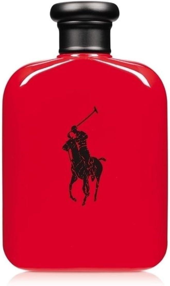 Ralph Lauren Polo Red Eau de Toilette, 200 ml: Amazon.es: Belleza