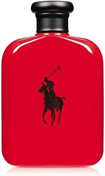 Ralph Lauren Polo Red Eau de Toilette, 200 ml: Amazon.es: Belleza