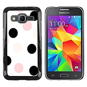 Dragon Case - FOR Samsung Galaxy Core Prime - Do not install the ending - Caja protectora de pl??stico duro de la cubierta Dise?¡Ào Slim Fit