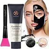Peeling Off Black Mask and Tool Set - Blackhead Remover Face Mask
