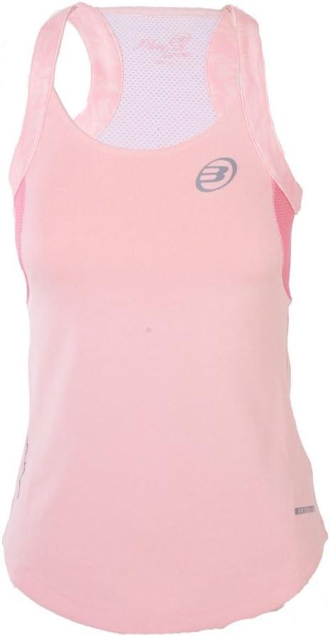 Bull padel Camiseta BULLPADEL Aker 2 Mujer Rosa: Amazon.es ...