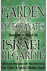 A Garden of Pomegranates: Skrying on the Tree of Life Kindle Edition