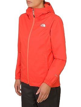 The North Face Quest - Chaqueta para mujer, mujer, color Orange - fire brick red, talla M