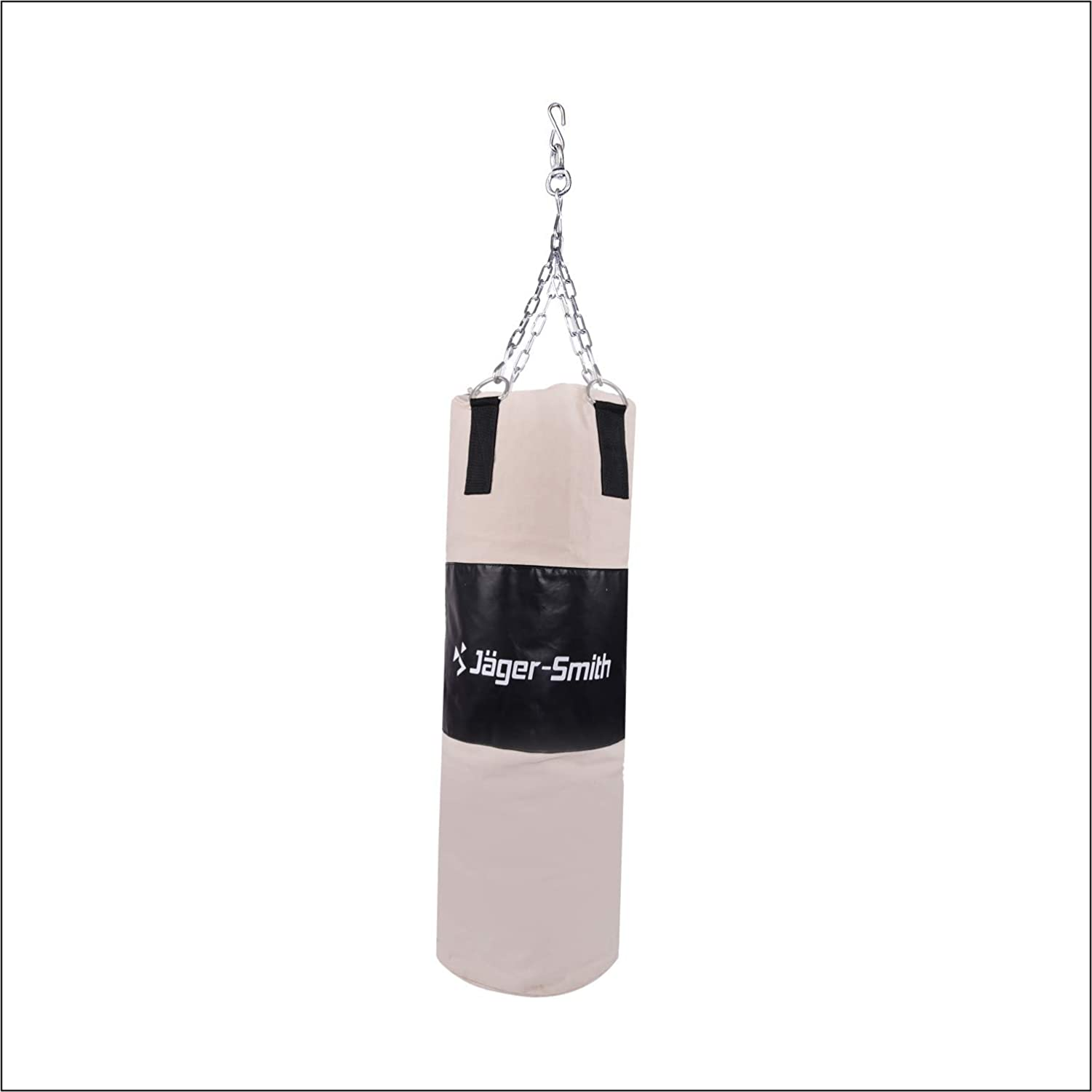 Jager-Smith PB-602 Boxing Bag (Off White)