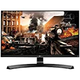 "LG 27UD68P-B 27"" Screen LED-Lit Monitor, Black"
