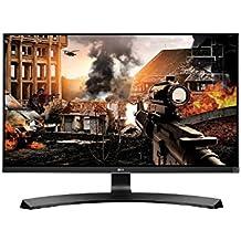 """LG Electronics 27UD68P-B 27"""" Screen LED-Lit Monitor"""
