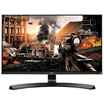 "LG Electronics 27UD68P-B 27"" Screen LED-Lit Monitor"