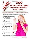 Math Experiment - 300 Word Problems for Second Grade Contests, Udar Nivol, 1492793388