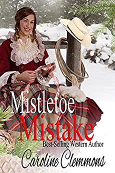Mistletoe Mistake by [Clemmons, Caroline]