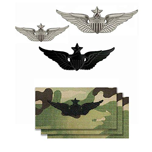 US Army Aviator Senior Badge Bundle
