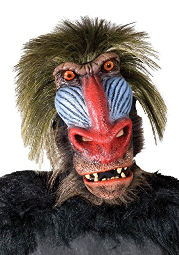 Zagone Studios Baboon Mask with moving mouth]()