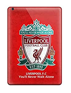 New Fc Liverpool Tpu Cases Covers, Anti-scratch RitaniaJenkava Phone Cases For Ipad Air