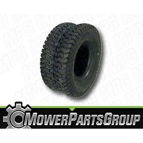 (1) 15x6.00-6 Turf Tire John Deere L100 105 110 Fr big image