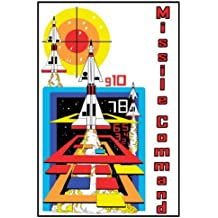 Missile Command Video Arcade Game Poster Print 16 X 24 by Arcade